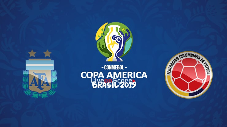 Argentina vs Colombia Preview and Prediction Live stream – Copa America  2019