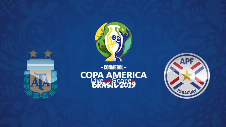 Argentina vs Paraguay Preview and Prediction Live stream – Copa America  2019