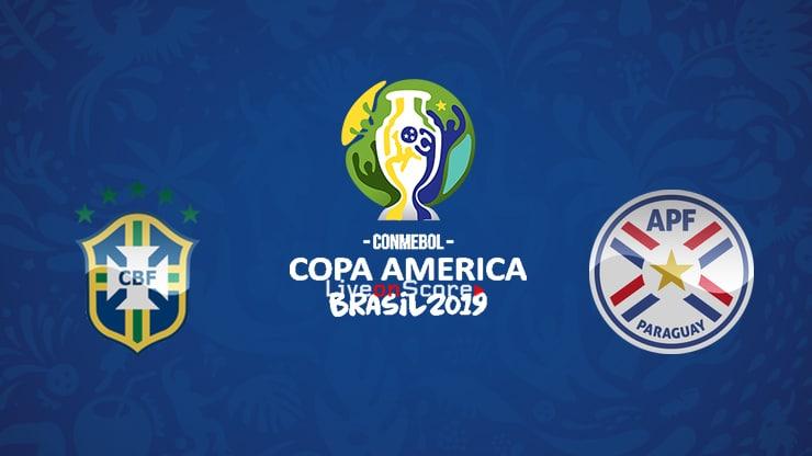 Brazil vs Paraguay Preview and Prediction Live stream – Copa America  2019
