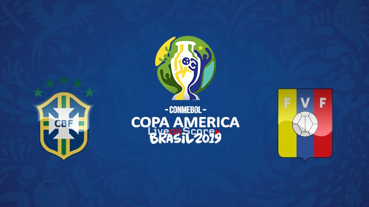 Brazil vs Venezuela Preview and Prediction Live stream – Copa America  2019