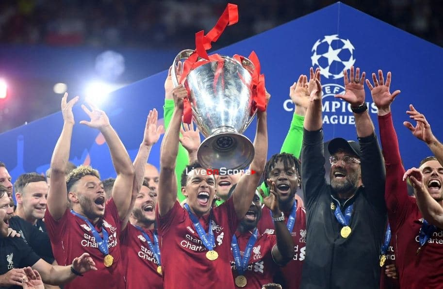 Liverpool beat Tottenham to win sixth European Cup
