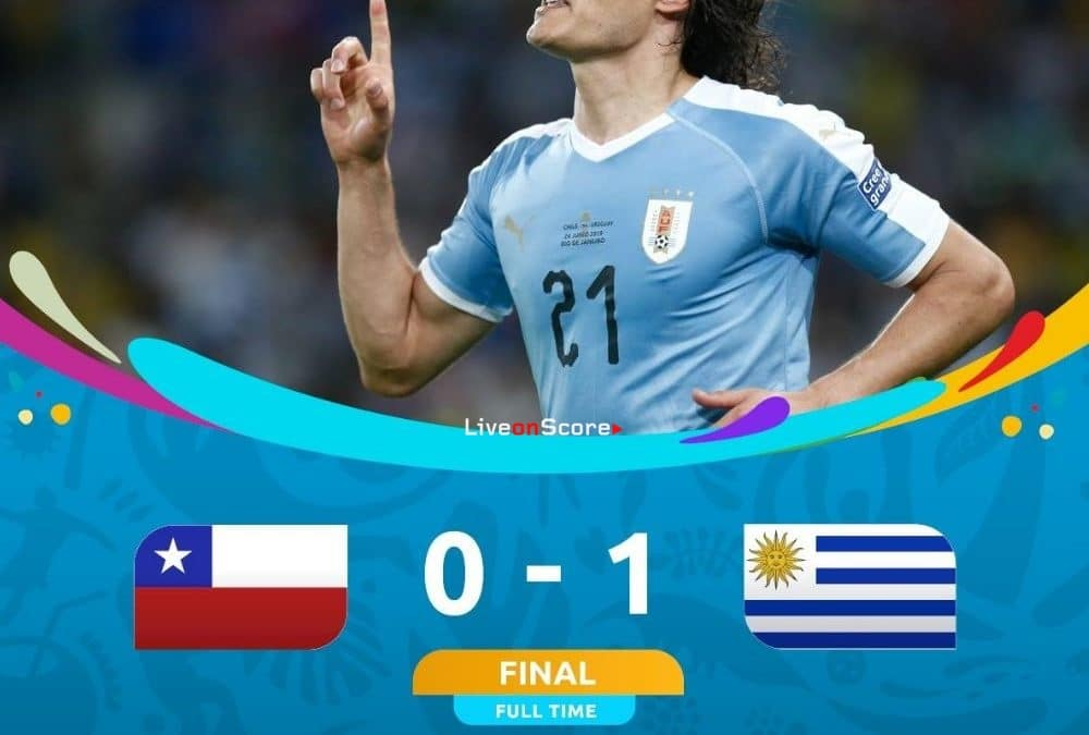 Chile 0-1 Uruguay Full Highlight Video – Copa America 2019