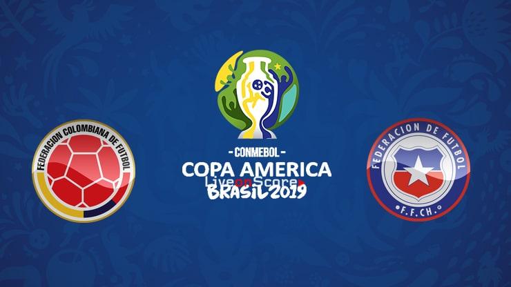 Colombia vs Chile Preview and Prediction Live stream – Copa America  2019