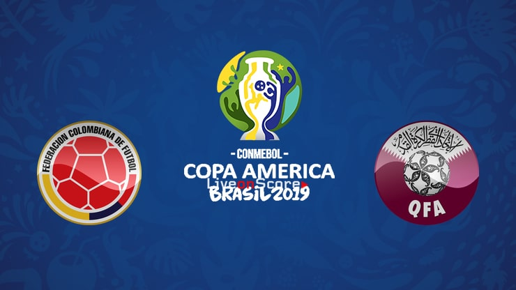 Colombia vs Qatar Preview and Prediction Live stream – Copa America  2019