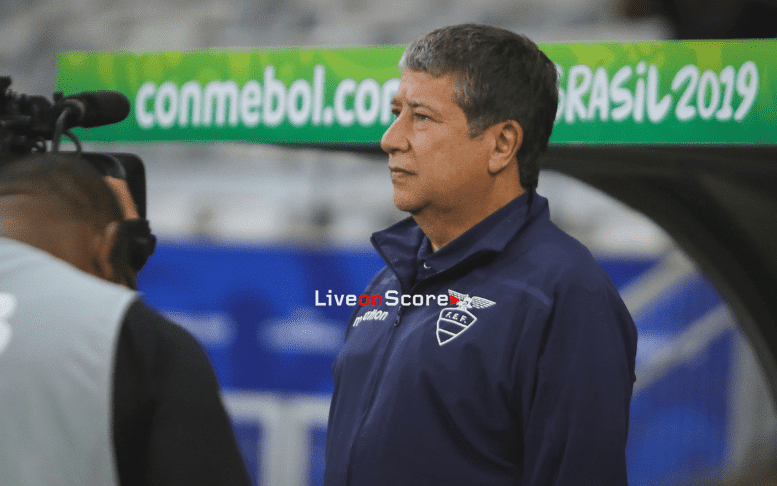 Now we have to show what we are made of: Ecuador's Coach