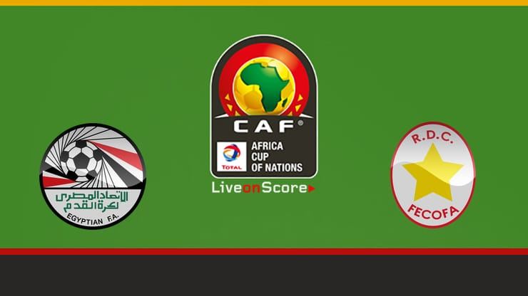 Egypt vs D.R. Congo Preview and Prediction Live stream Africa Cup of Nations  2019