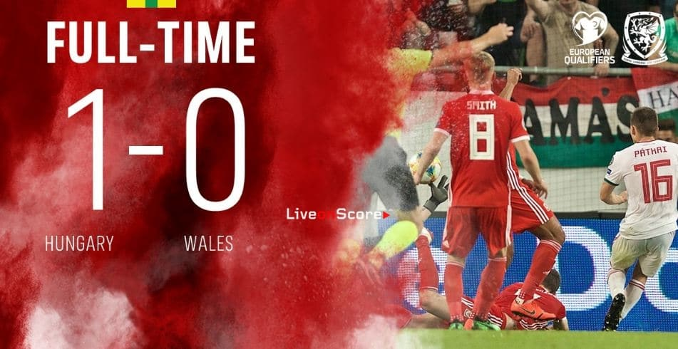 Hungary 1-0 Wales Full Highlight Video – Euro 2020 Qualification