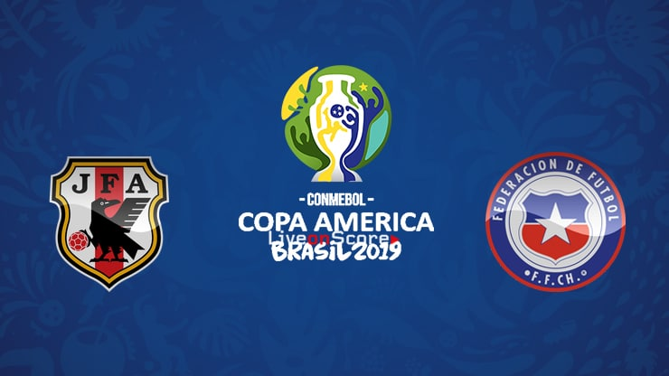 Japan vs Chile Preview and Prediction Live stream – Copa America  2019