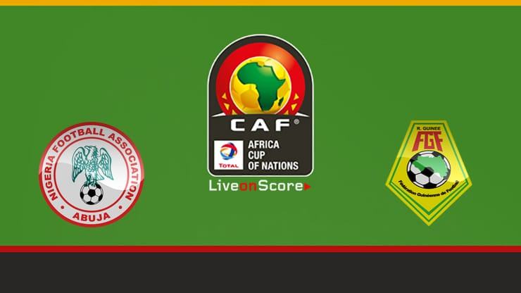 Nigeria vs Guinea Preview and Prediction Live stream Africa Cup of Nations  2019