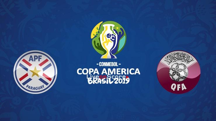Paraguay - Qatar