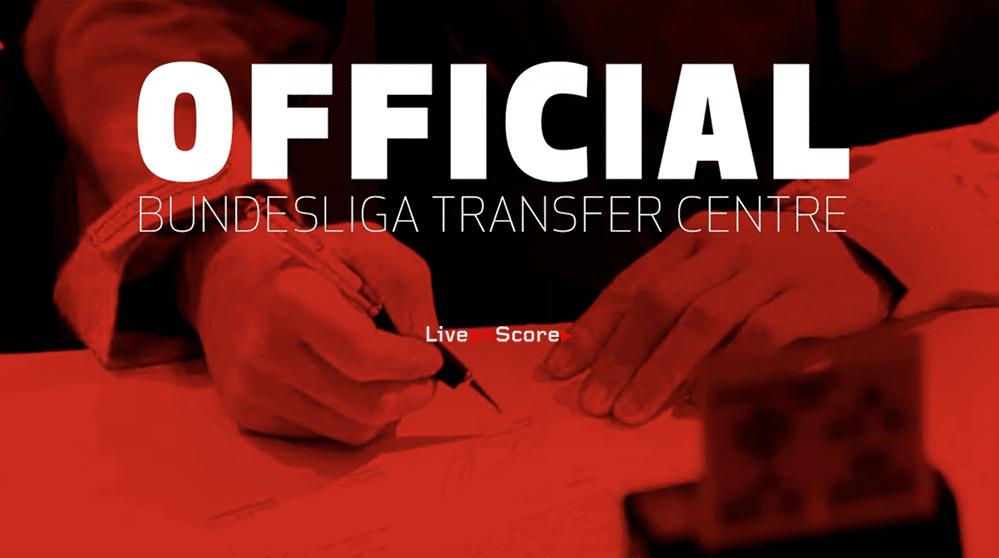Official Bundesliga Transfer Centre: Summer 2019