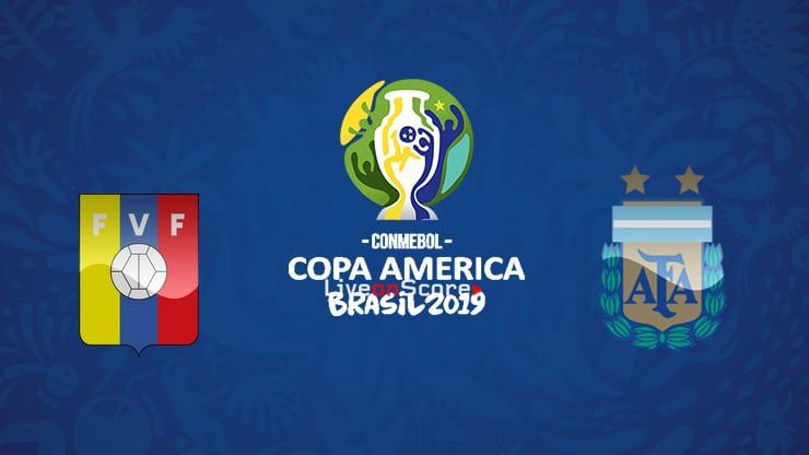 Venezuela vs Argentina Preview and Prediction Live stream – Copa America  2019