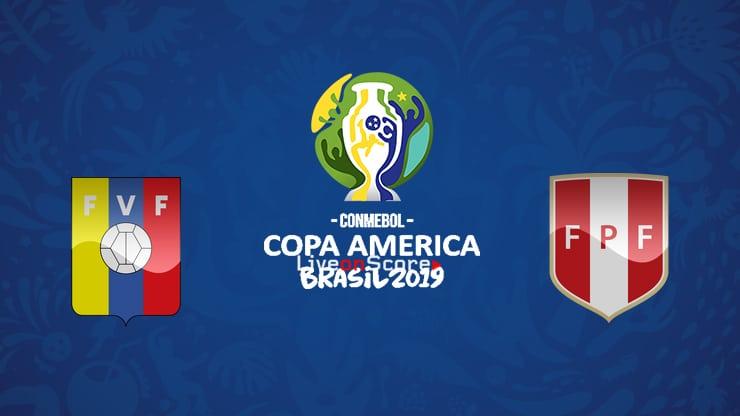 Venezuela vs Peru Preview and Prediction Live stream – Copa America  2019