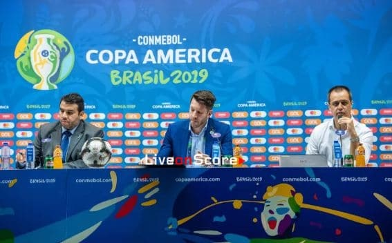 More than 780 thousand people have already rocked with the CONMEBOL Copa América Brazil 2019