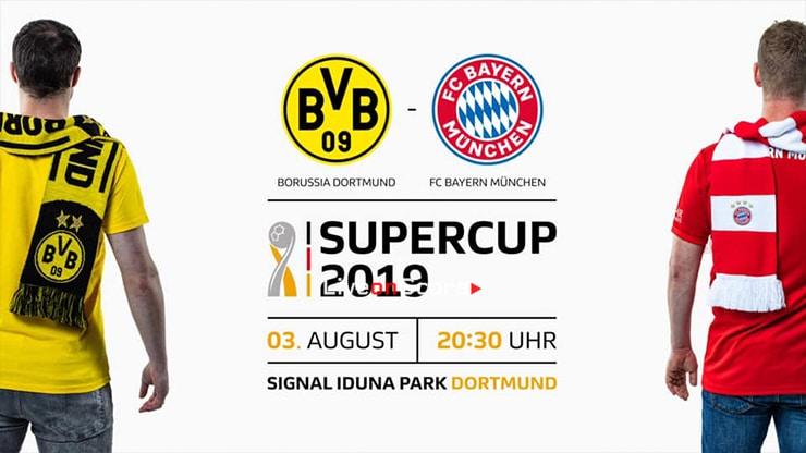 Bayern Dortmund Pokal 2021