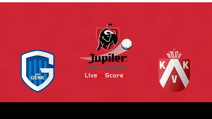 Genk Vs Kortrijk Preview And Prediction Live Stream Jupiler League 2019 2020