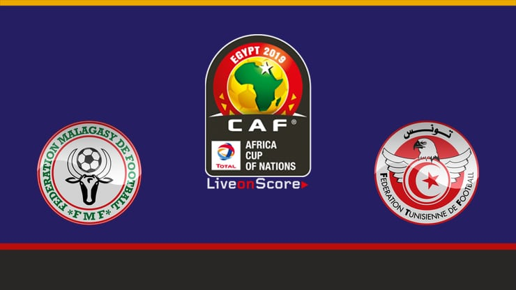 Madagascar vs Tunisia Preview and Prediction Live stream Africa Cup of Nations  2019