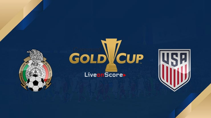 Mexico Vs Usa Preview And Prediction Live Stream Concacaf Gold Cup Final 2019