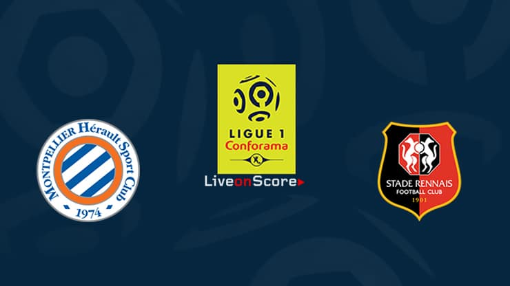 Montpellier vs Rennes Preview and Prediction Live stream Ligue 1  2019/2020