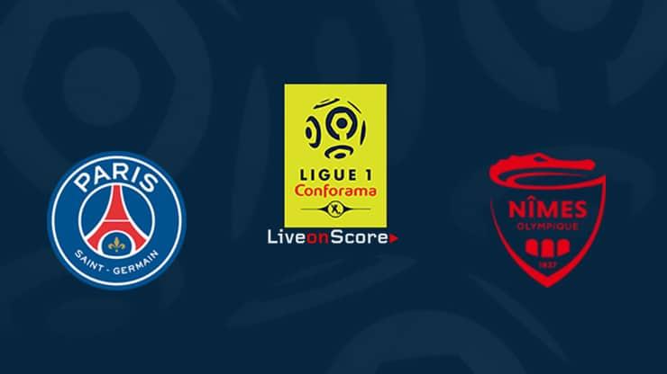Paris Sg Vs Nimes Preview And Prediction Live Stream Ligue 1 2019 2020