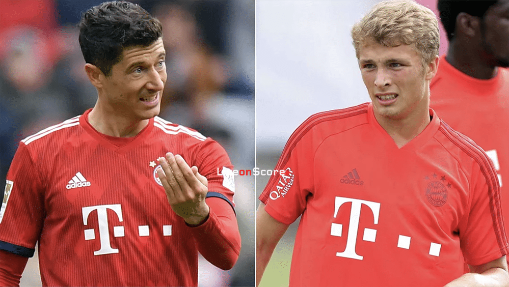 Robert Lewandowski's the perfect player for me to learn from – Bayern Munich's Fiete Arp