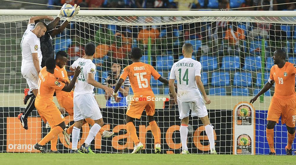 Algeria v Cote d'Ivoire – Survivors from the 2015 clash