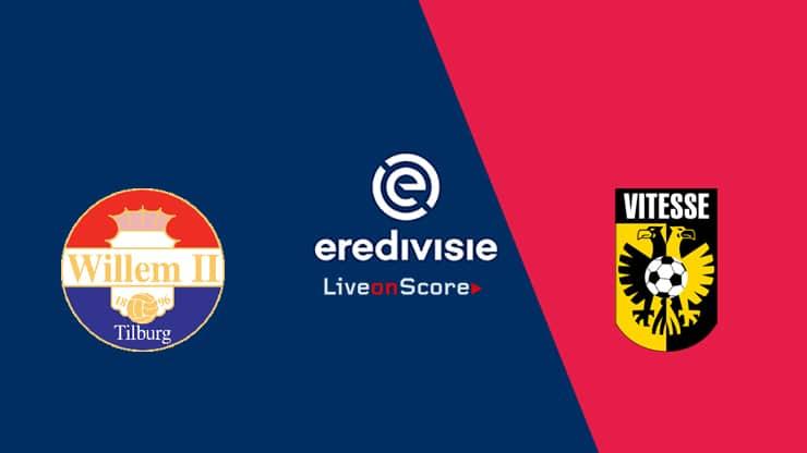 Willem II vs Vitesse Preview and Prediction Live stream – Eredivisie 2019/2020