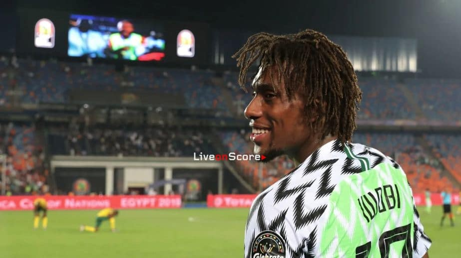 Iwobi: This generation can make the Super Eagles proud