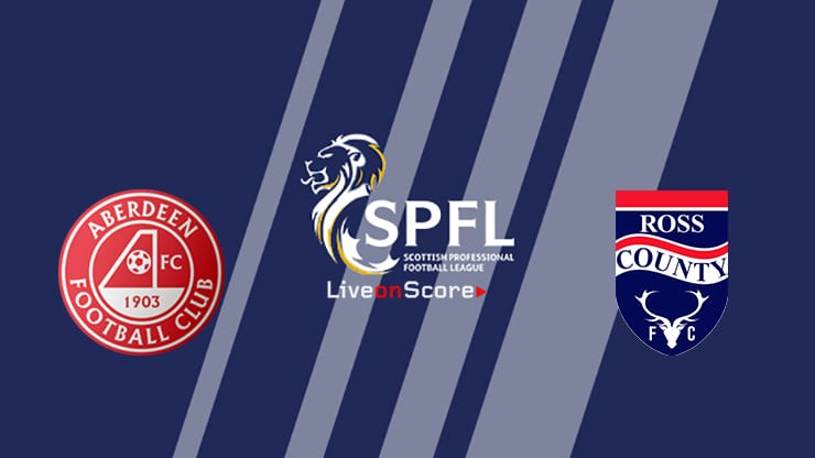 Aberdeen vs Ross County Preview and Prediction Live stream Premiership 2019/2020