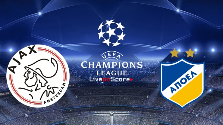 Ajax vs APOEL Preview and Prediction Live Stream Champions League – Qualification