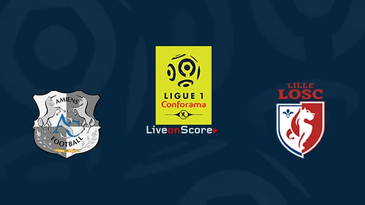 Amiens vs Lille Preview and Prediction Live stream Ligue 1  2019/2020