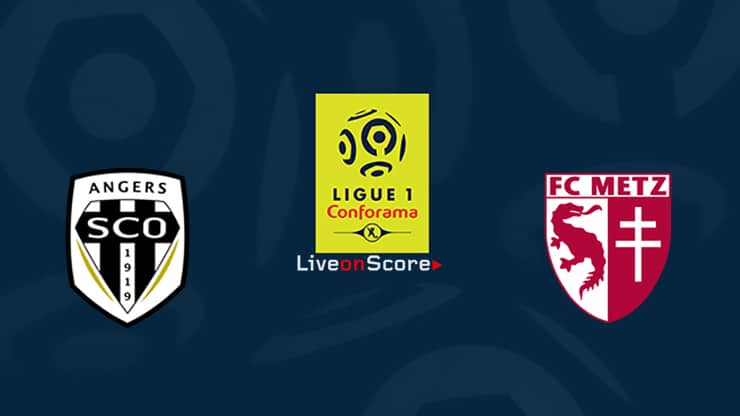 Angers vs Metz Preview and Prediction Live stream Ligue 1  2019/2020