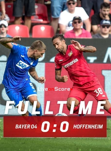 Bayer Leverkusen 0-0 Hoffenheim Full Highlight Video – Bundesliga