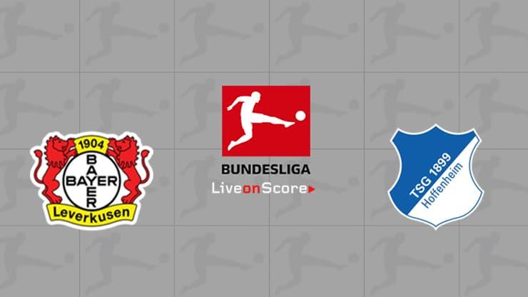 Bayer Leverkusen vs Hoffenheim Preview and Prediction Live stream Bundesliga 2019/2020