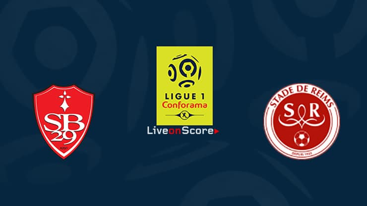 Brest vs Reims Preview and Prediction Live stream Ligue 1  2019/2020
