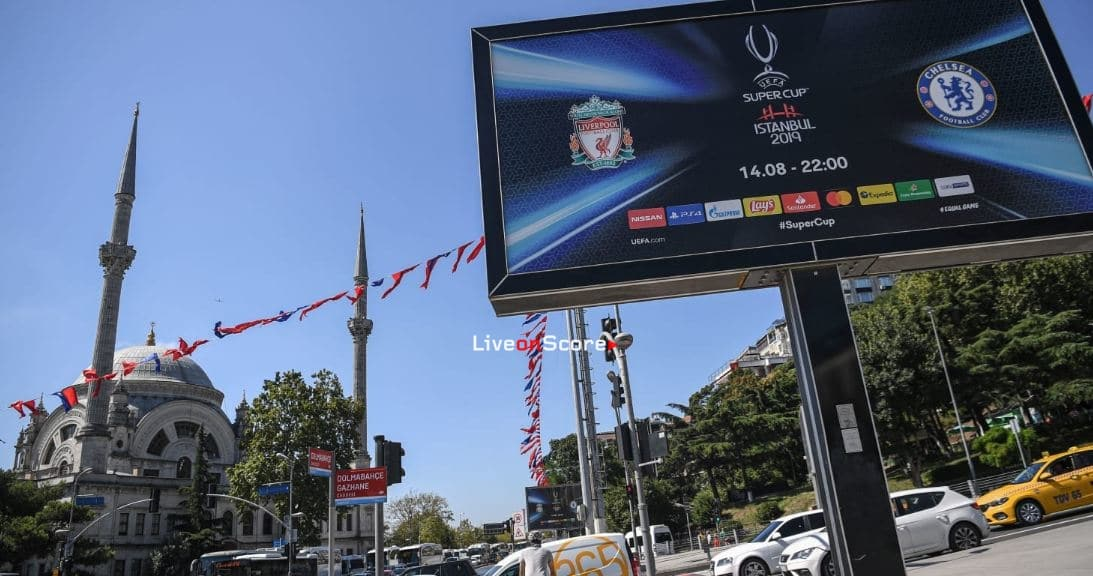 PRE-MATCH BRIEFING: LIVERPOOL V CHELSEA – SUPER CUP