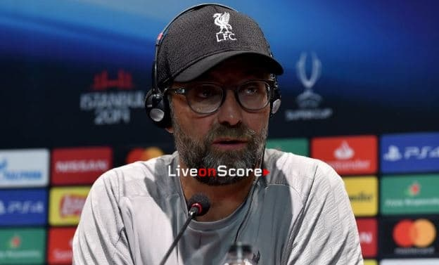 Jürgen Klopp: We want to take trophy chance, but it'll be tough in Istanbul