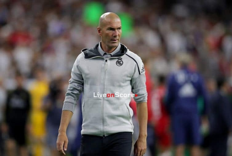 "Zidane: ""We deserved the three points"""