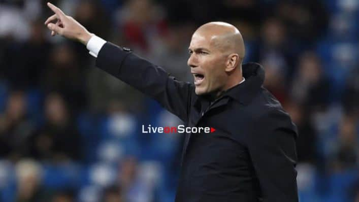 Zidane up to fifth in standings of madridista coach with most league wins