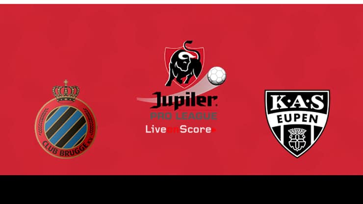 Club Brugge KV vs Eupen Preview and Prediction Live stream Jupiler League 2019/2020