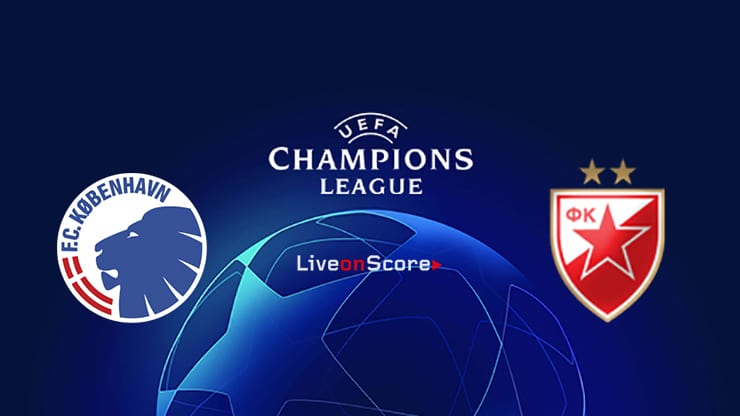 FC Copenhagen vs FK Crvena zvezda Preview and Prediction Live Stream Champions League – Qualification 2019/20