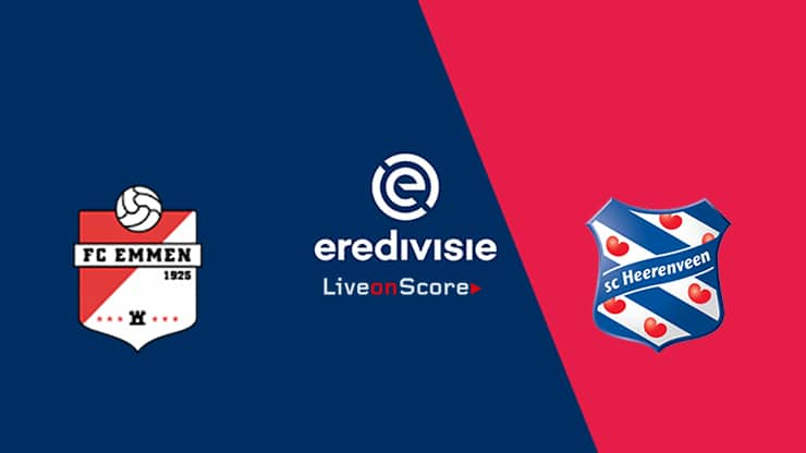 FC Emmen vs Heerenveen Preview and Prediction Live stream – Eredivisie 2019/2020
