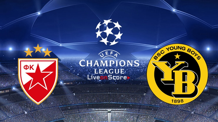 FK Crvena zvezda vs Young Boys Preview and Prediction Live Stream Champions League – Qualification