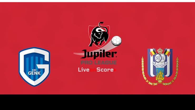 Genk vs Anderlecht Preview and Prediction Live stream Jupiler League 2019/2020