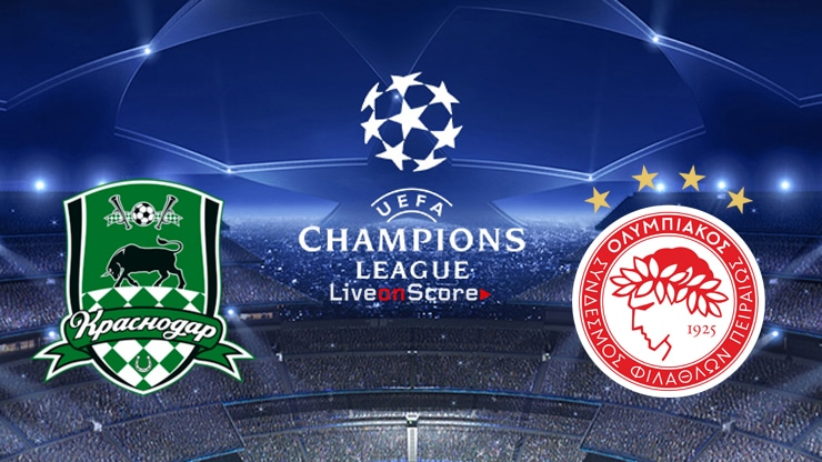 Krasnodar vs Olympiacos Preview and Prediction Live Stream Champions League – Qualification