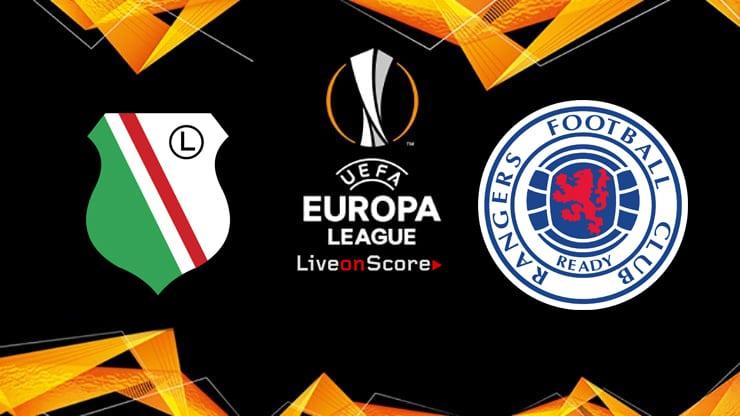 Legia vs Rangers Preview and Prediction Live stream Europa League – Qualification