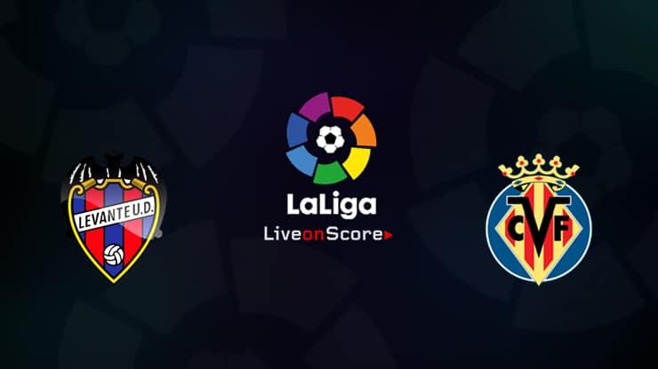 Levante vs Villarreal Preview and Prediction Live stream LaLiga Santander 2019/2020