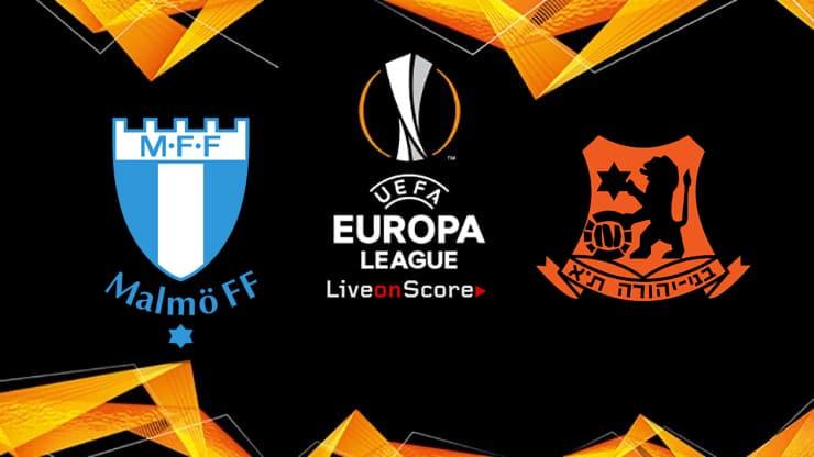 Malmo FF vs Bnei Yehuda Preview and Prediction Live stream Europa League – Qualification