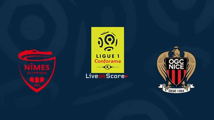 Nimes vs Nice Preview and Prediction Live stream Ligue 1  2019/2020