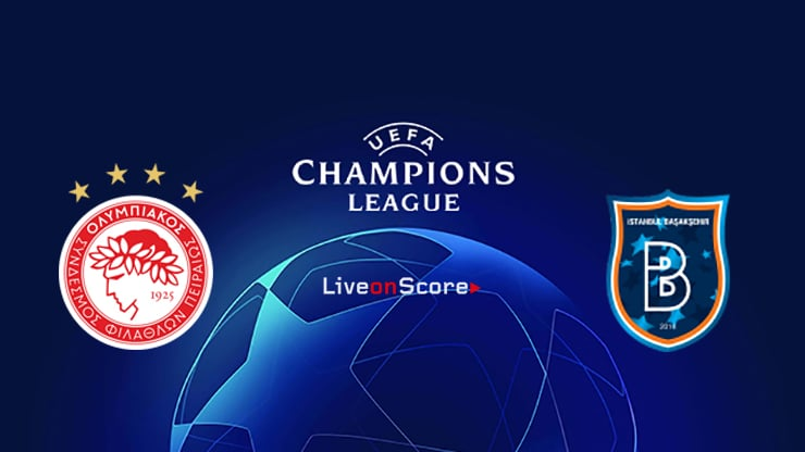 Olympiacos Piraeus vs Basaksehir Preview and Prediction Live Stream Champions League – Qualification 2019/20